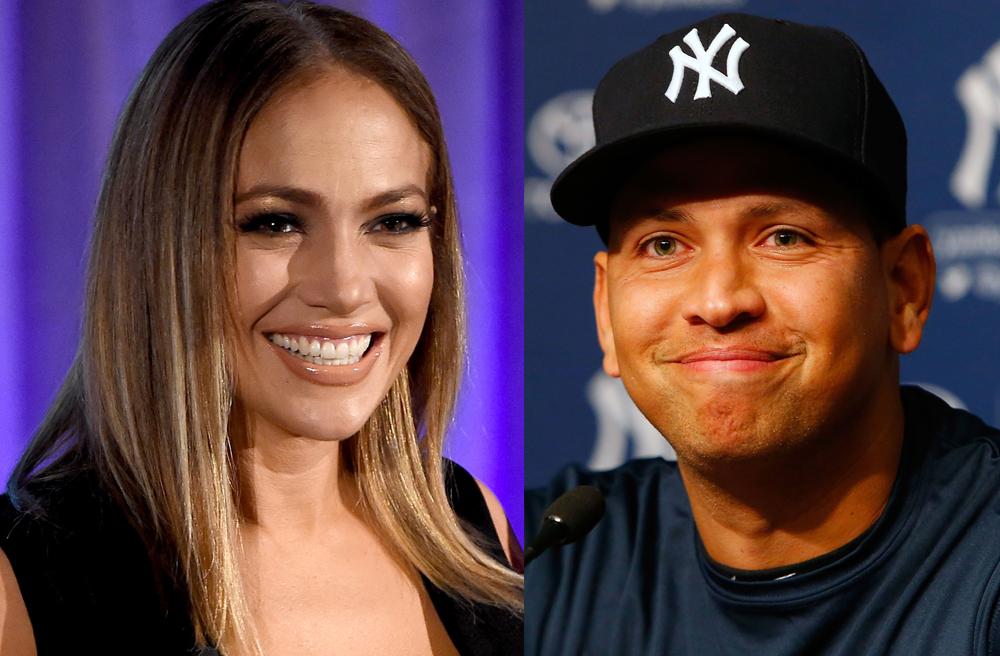 Fotos: Jennifer Lopez conoce a la familia de Alex Rodriguez