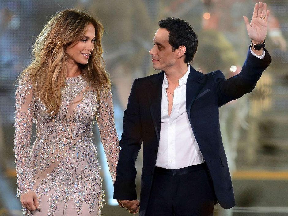 Jennifer López obtuvo un gran regalo de parte de Marc Anthony