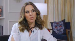 Kate del Castillo habla de sus amores del pasado