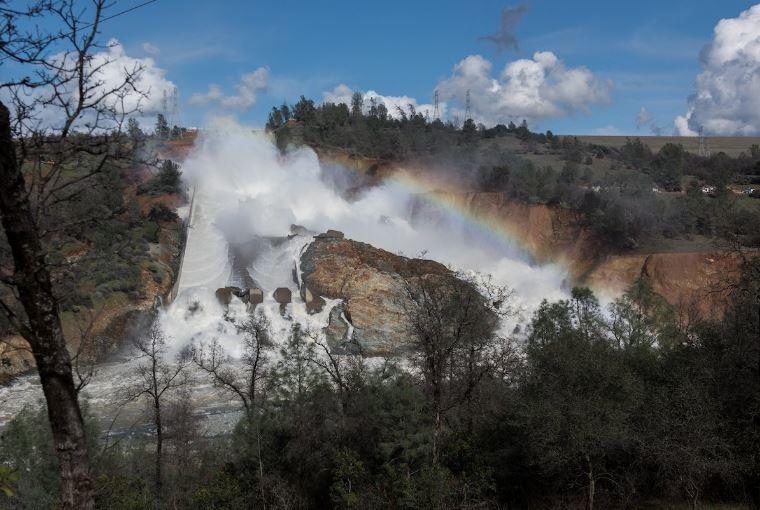 California vive su año más lluvioso desde 1895