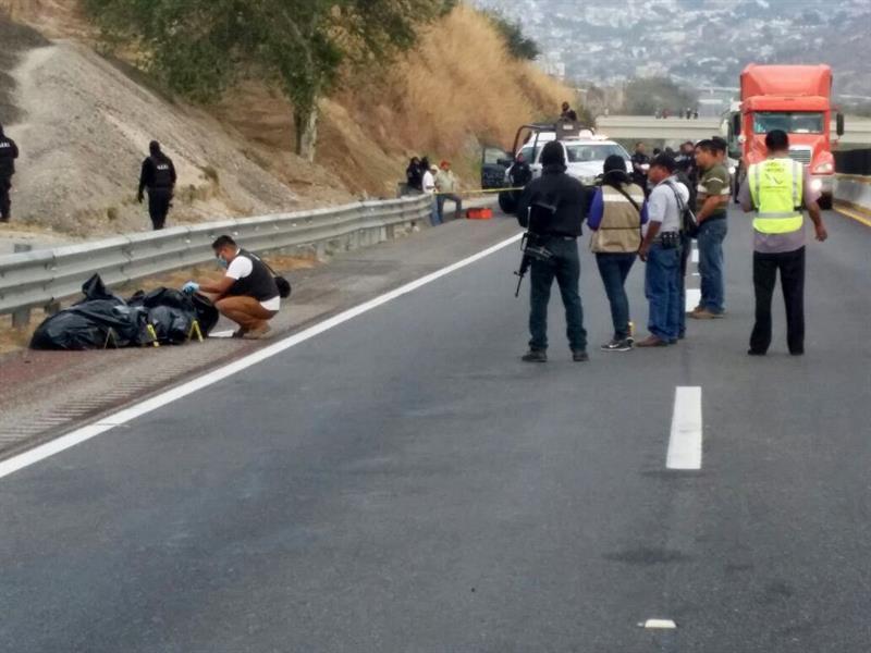 Oaxaca: escala la violencia entre conflictos políticos, crimen organizado y feminicidios