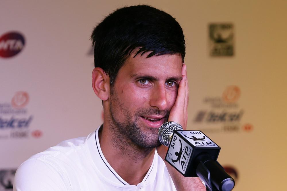 """Video: """"Te quiero México"""", el mensaje de despedida de Novak Djokovic tras dejar Acapulco"""