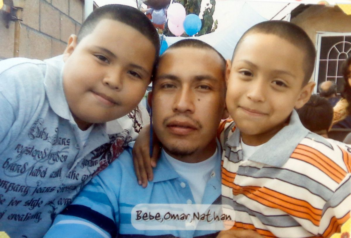 Omar Abrego fue abatido a tiros por dos agentes del LAPD.