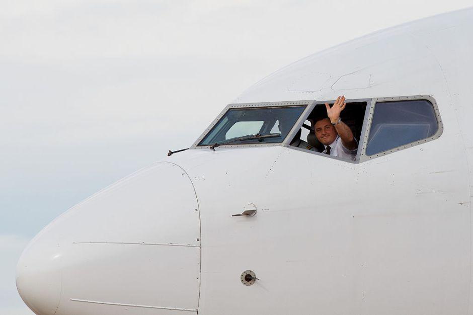 Piloto comercial: un trabajo de alto vuelo