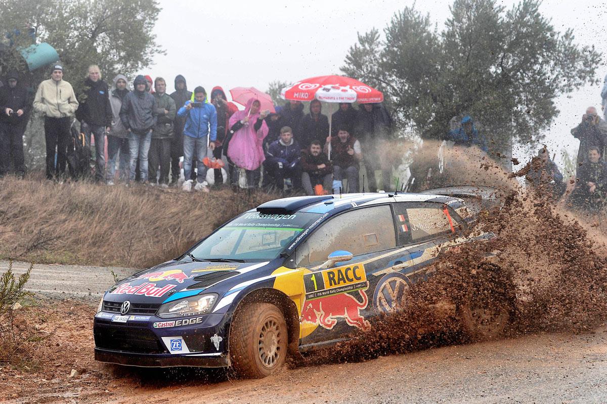 Top 5: autos del Mundial de Rallies (WRC)