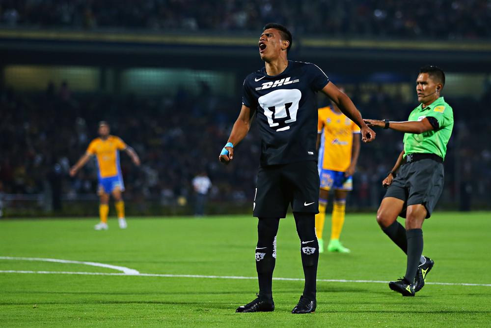 Pumas fue eliminado una vez más por Tigres UANL, ahora en la Concachampions.