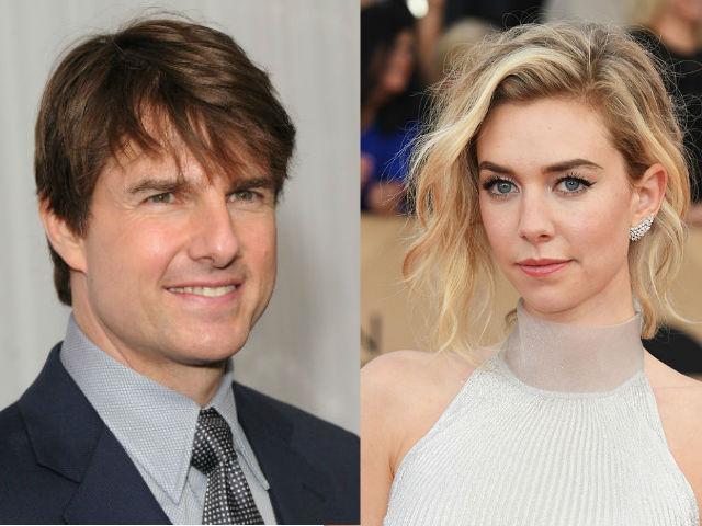 Tom Cruise, ¿enamorado de la actriz Vanessa Kirby?
