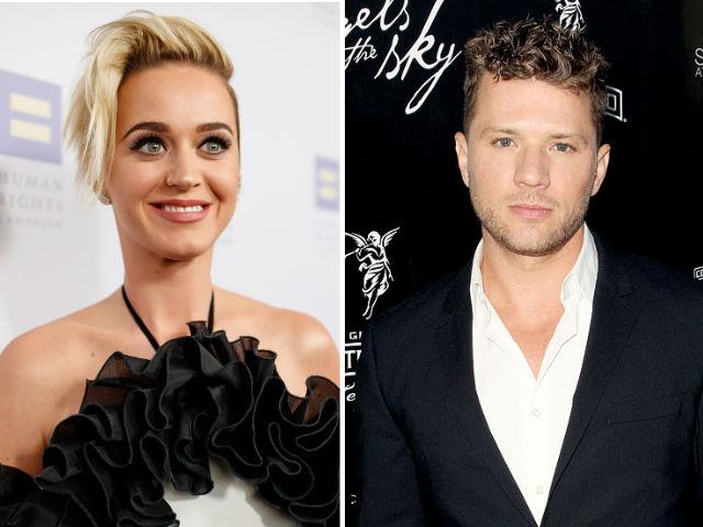 Katy Perry y Ryan Phillippe, ¿romance a la vista?