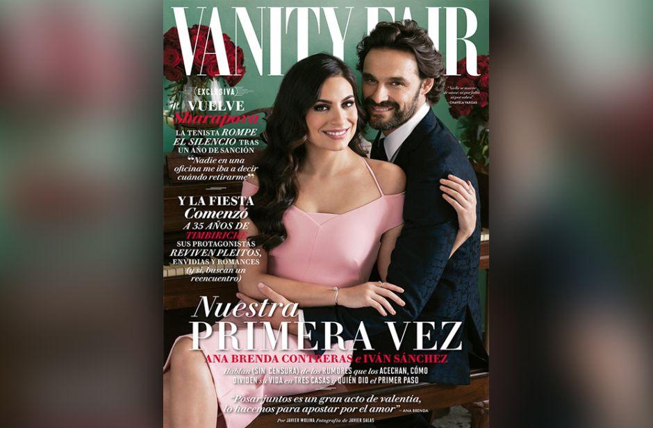 Ana Brenda e Iván Sánchez revelan porque nunca discuten