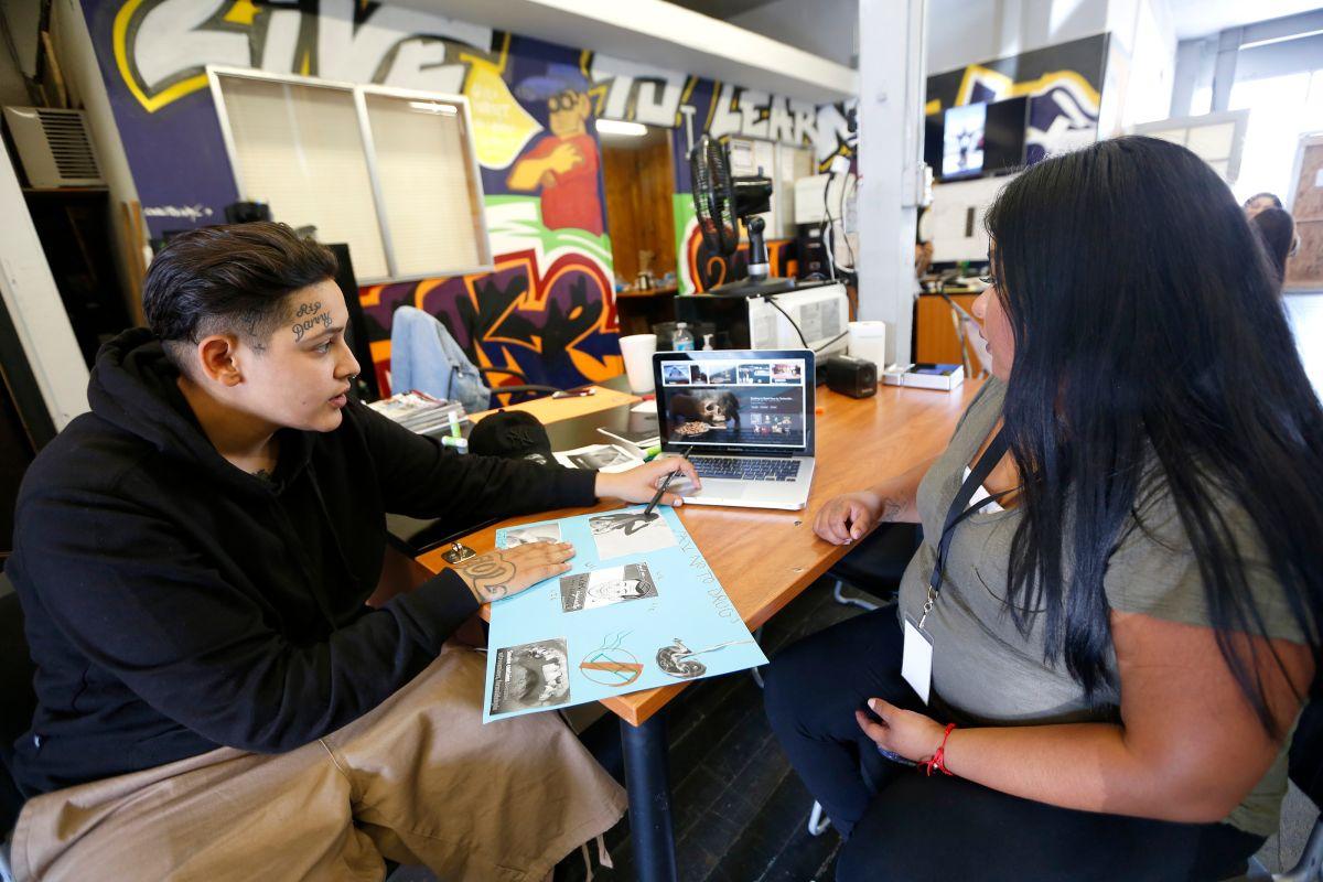 Otra oportunidad para jóvenes de LA involucrados en pandillas y drogas