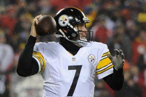 Roethlisberger decide quedarse una temporada más con los Steelers