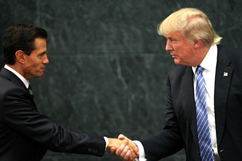 Trump se arrepiente y pide renegociar el TLCAN