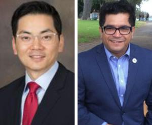 Entre Jimmy Gómez y Robert Lee Ahn está el nuevo congresista de distrito latino de Los Ángeles