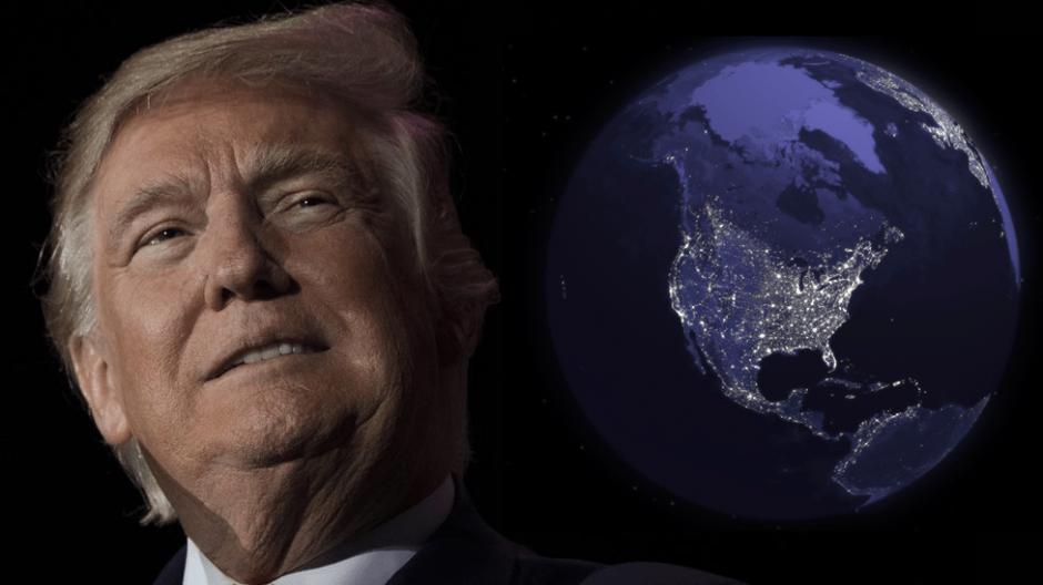Qué cambió en EEUU y  el mundo en los primeros 100 días de Trump como presidente
