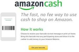 Ya puedes usar dinero en efectivo para comprar en Amazon, te decimos cómo