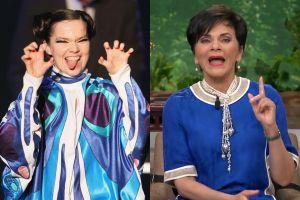 Se burlan de Paty Chapoy por reseña de concierto de Björk