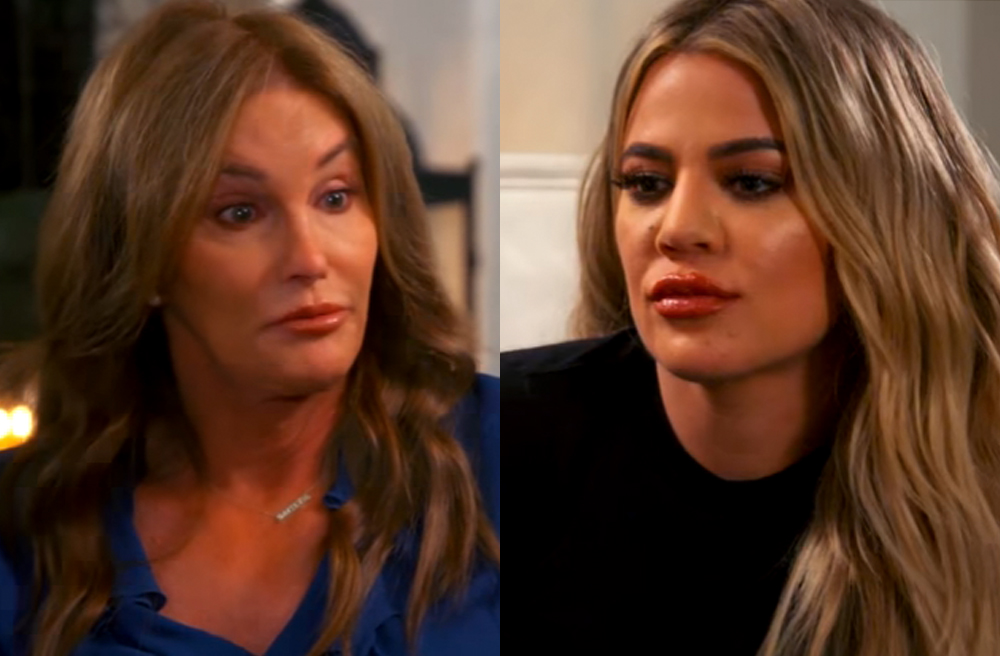 Caitlyn Jenner revela que Khloé Kardashian no le habla desde que comenzó su transformación