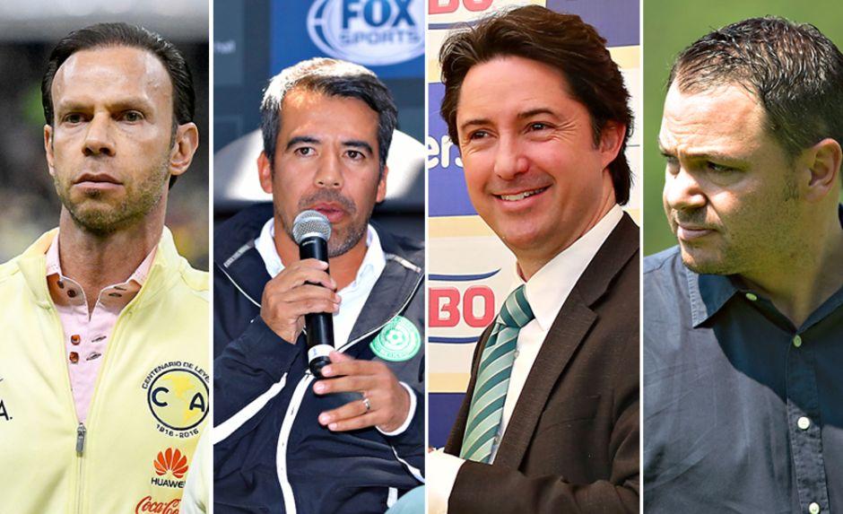 Los posibles candidatos a sustituir a Ricardo Peláez en la presidencia del América