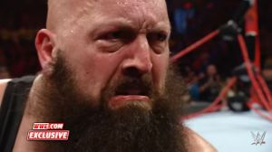 "Video: La ovación del público de RAW que emocionó a ""Big Show"""