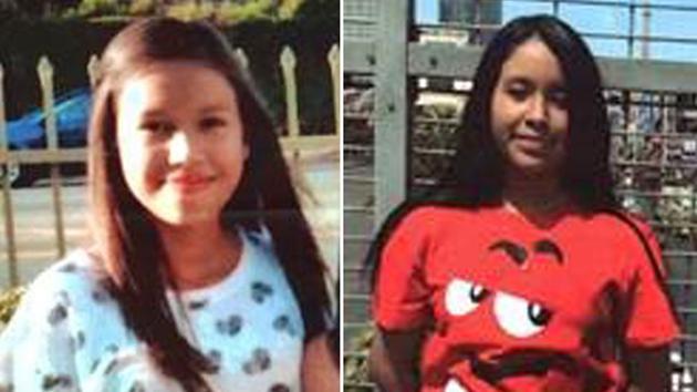 LAPD pide ayuda del público para dar con jovencitas de 13 años desaparecidas