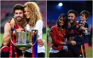 Querida enemiga: la foto de Shakira y Antonella Roccuzzo juntas de la que todos están hablando