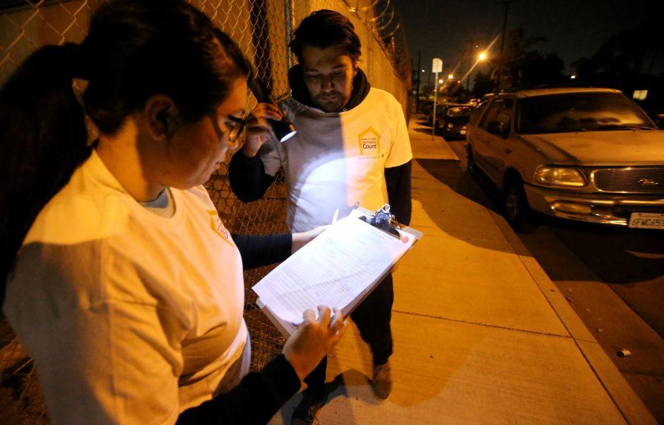 ¿Cómo le hizo Long Beach para reducir la cantidad de desamparados por 21%?