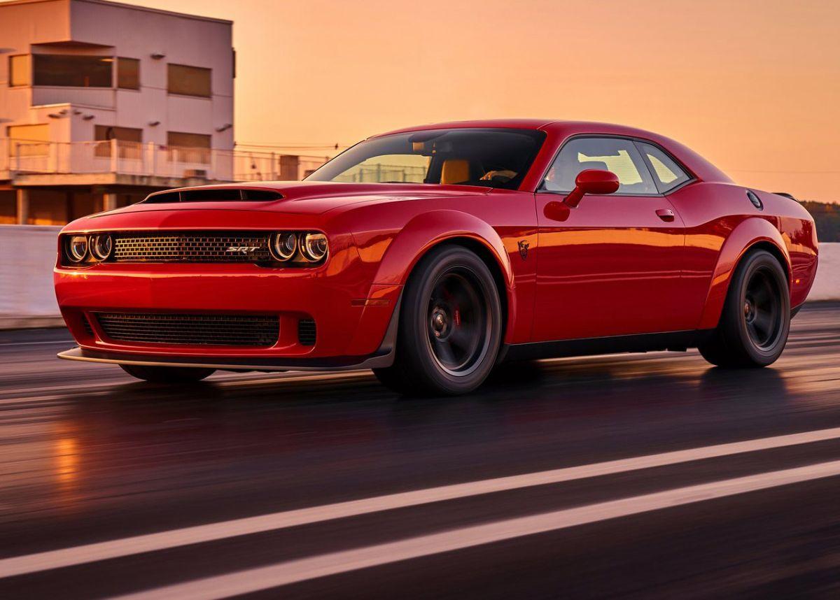 Ponen a la venta uno de los pocos Dodge Demon con solo 11 millas en su tablero, pero quieren una fortuna por él
