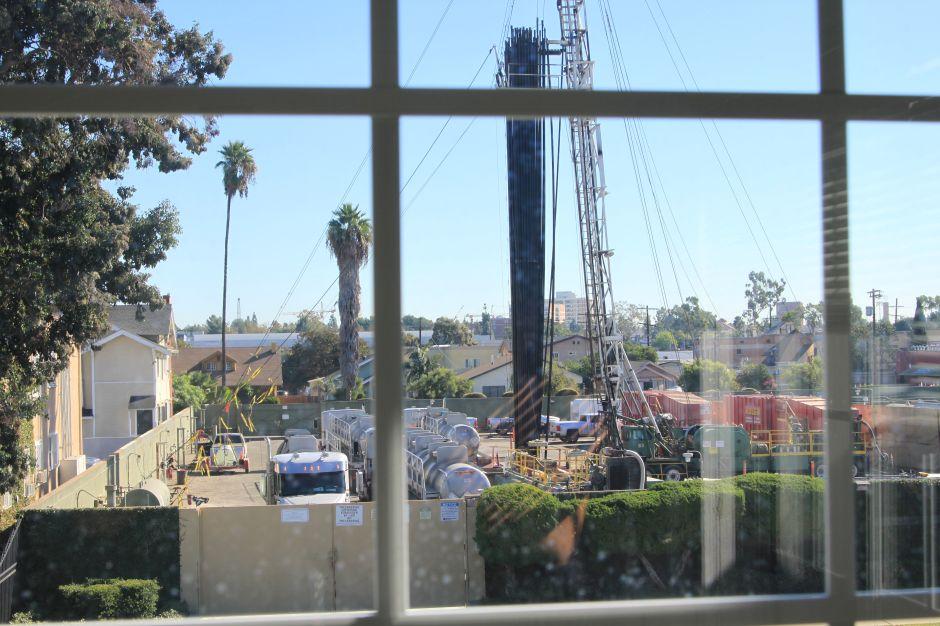 Residentes de Los Ángeles piden que las compañías de petróleo no dañen a sus comunidades
