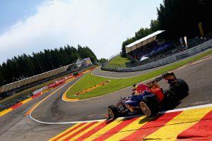 Top 5: curvas más peligrosas de la F1 actual