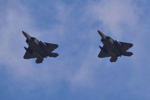 Prepara EEUU gran despliegue aéreo tras el lanzamiento del misil norcoreano