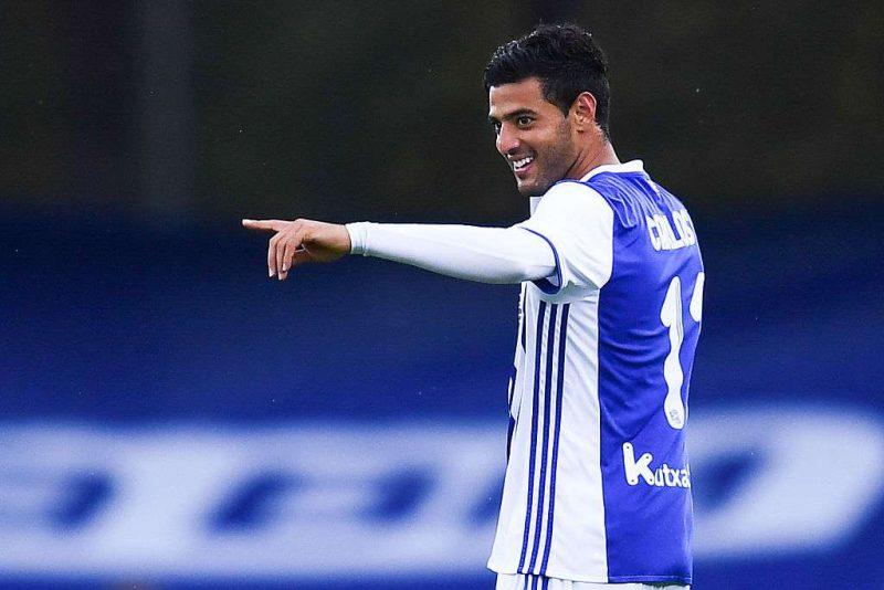 Carlos Vela envió al Granada y Memo Ochoa al descenso a Segunda División