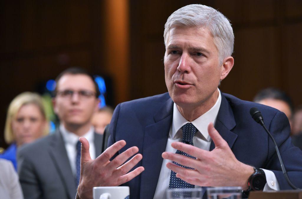 Juez Gorsuch, nominado a la Corte Suprema, no tiene un historial antiinmigrante