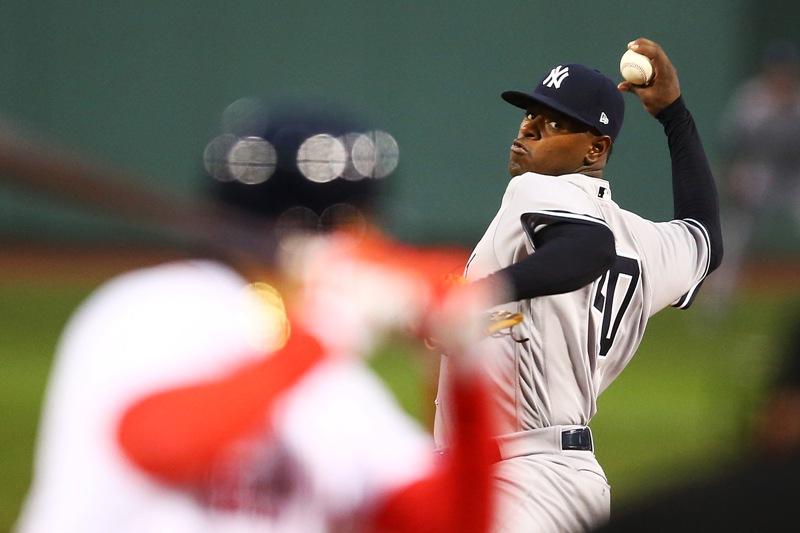 Un dominicano se luce en el primer duelo del año entre Yankees y Medias Rojas