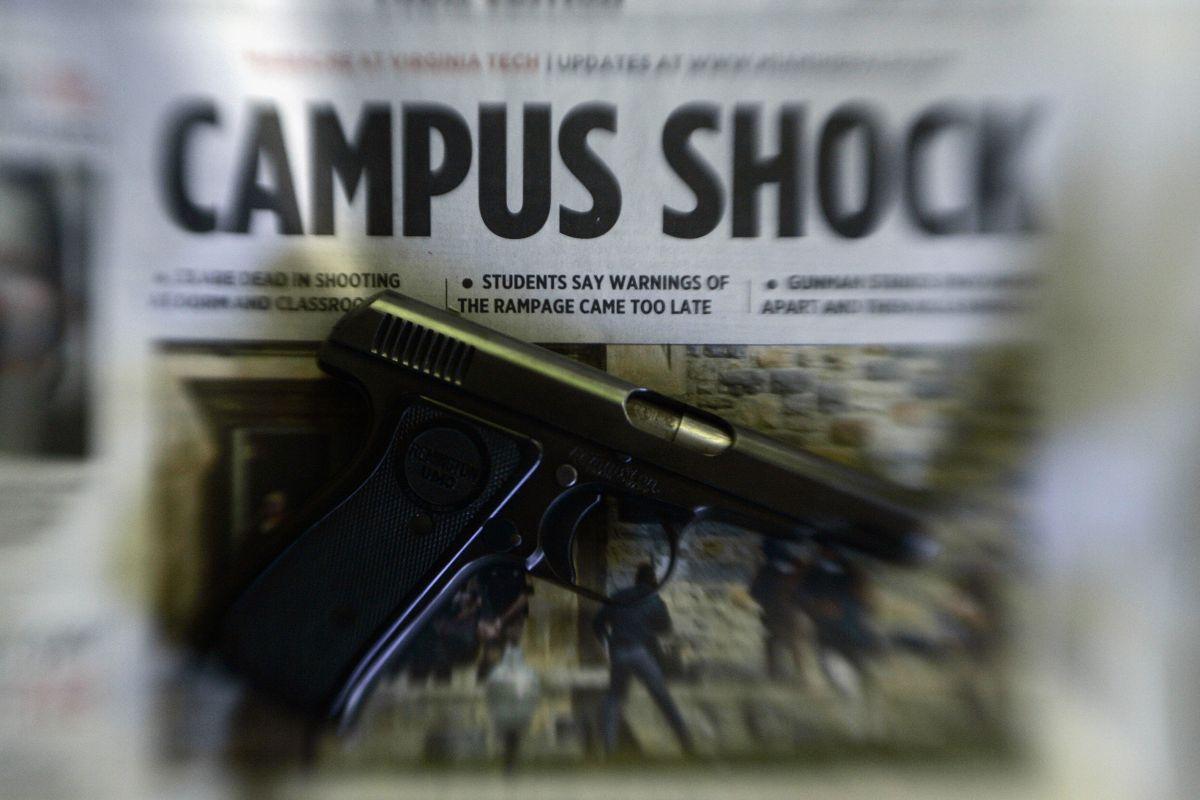 Cada día en EEUU mueren 7 niños por heridas con armas de fuego.
