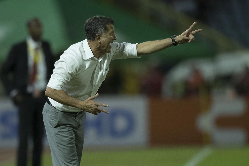 Osorio ha generado todo tipo de críticas por su sistema de rotaciones.