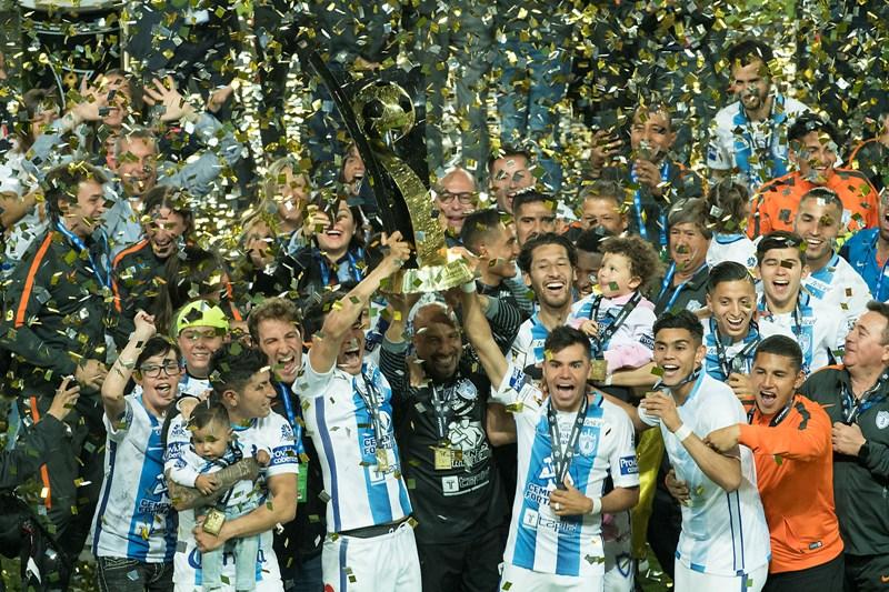 Pachuca liquida a Tigres, es campeón de la Concachampions y se va al Mundial de Clubes