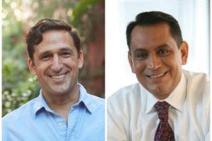 Campañas de candidatos por el Distrito 1 de Los Ángeles se tornan sucias
