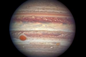 El espectacular avistamiento de Júpiter en su punto más cercano a la Tierra (foto y video)