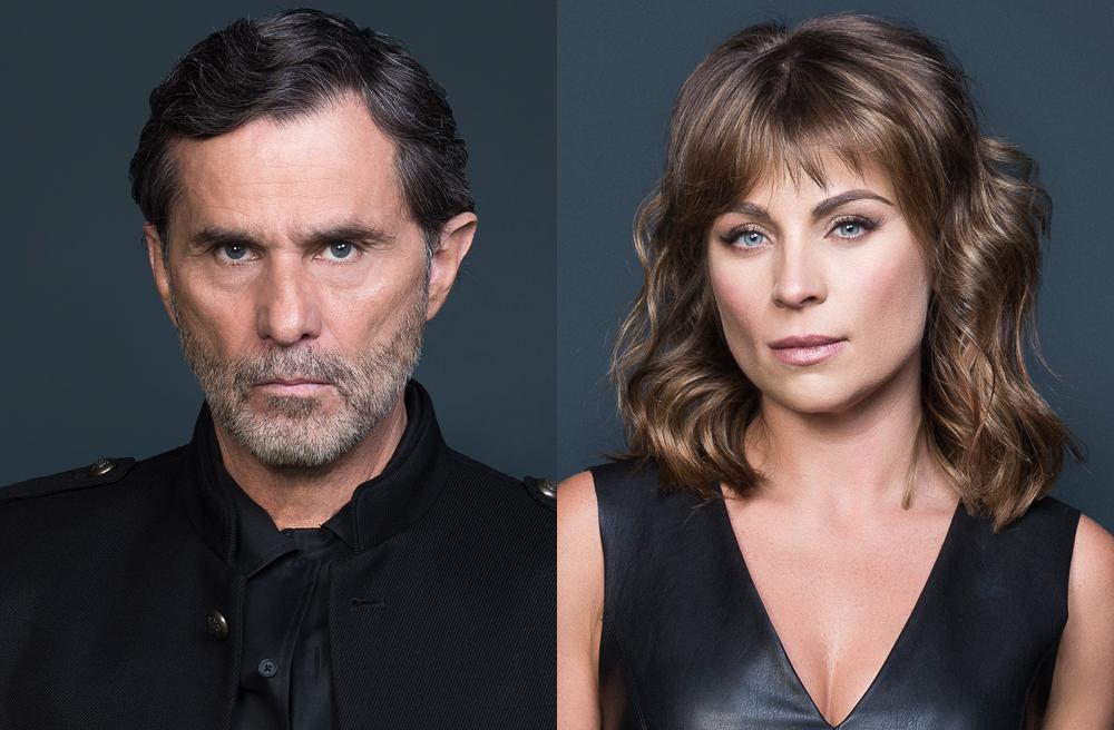 """Humberto Zurita y Ludwika Paleta regresan a la segunda temporada de """"La querida del Centauro"""""""