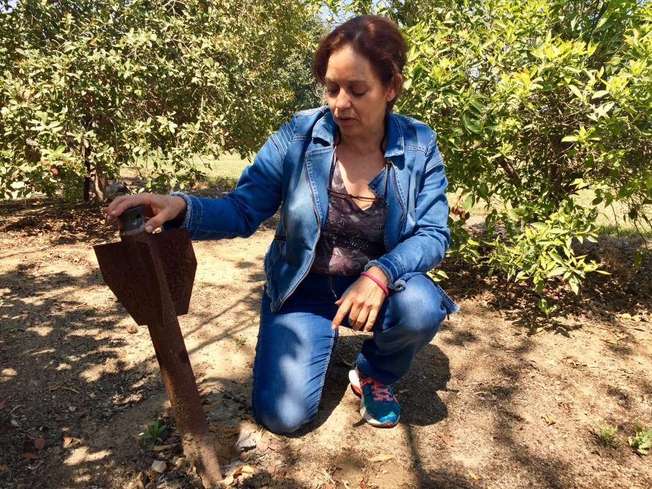Laura Lotem, una mexicana bajo fuego en la Franja de Gaza