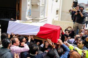 Video: Egipto declara estado de emergencia por tres meses tras ataques a iglesias cristianas