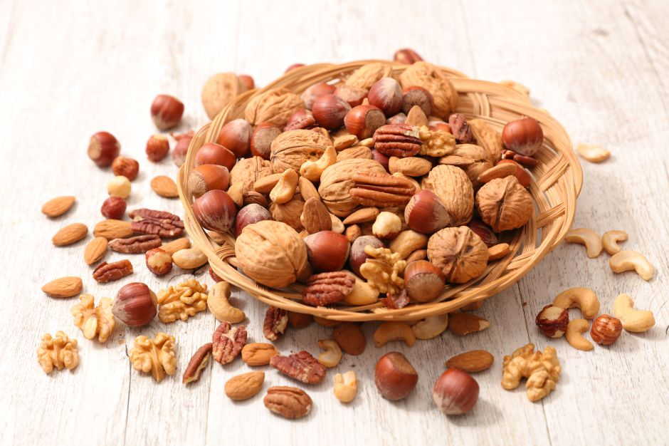 Por qué las nueces son importantes que prevenir que subas de peso