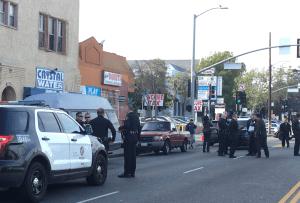 Adolescente de 16 años muere baleado en Sur Los Ángeles