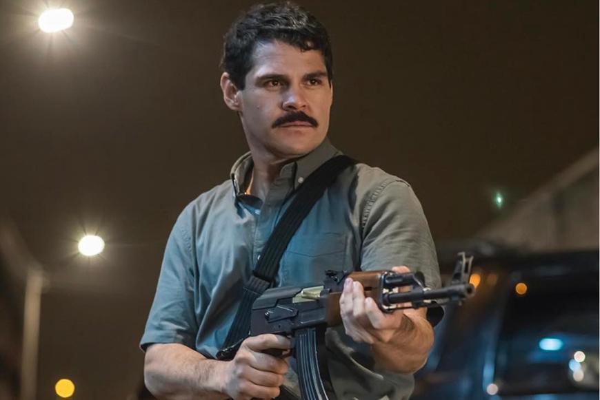 Marco de la O, protagonista de 'El Chapo', confiesa su miedo y felicidad de interpretar al narco