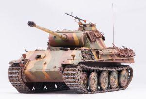 Compró un tanque de guerra en eBay y encontró una sorpresa millonaria en el interior