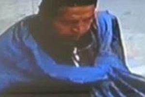 Video capta a presunto terrorista cerca de la catedral en Alejandría