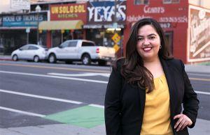 Wendy Carrillo, candidata al Congreso, recibe respaldo de líderes de la Marcha de Mujeres