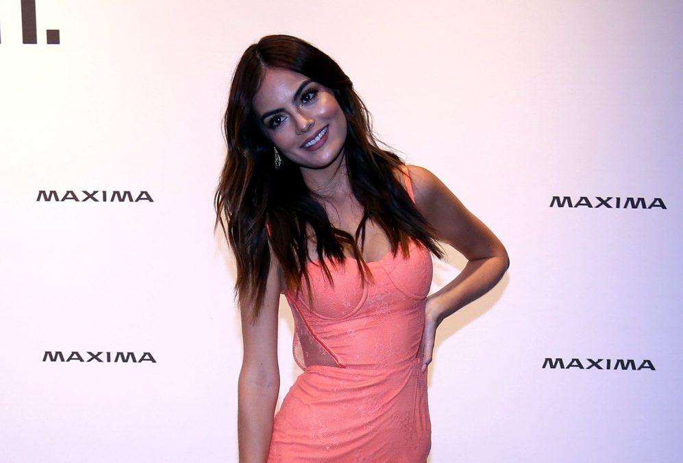 Ximena Navarrete.