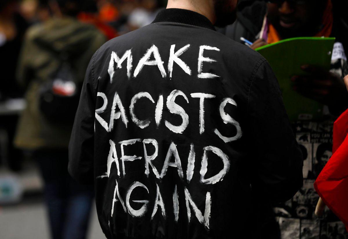 Incluso los blancos se sienten discriminados en EEUU
