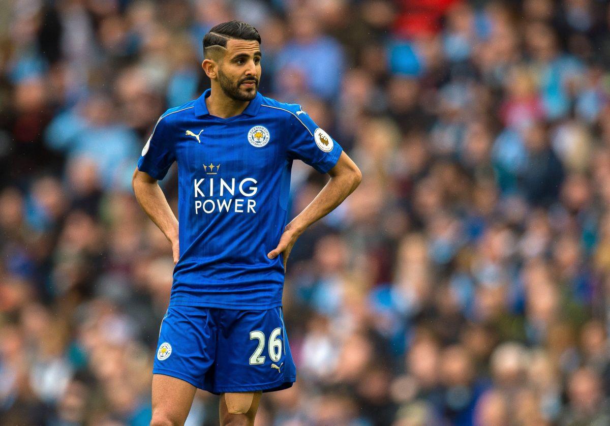 Video: El increíble penal que falló Leicester City ¡Mahrez le pegó con los dos pies!